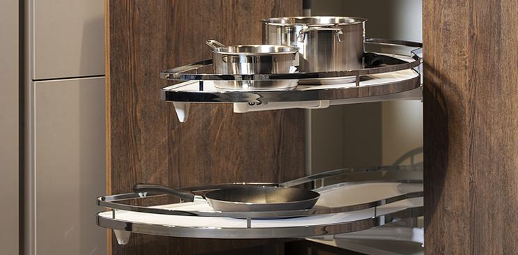 Cocinas serie c1 h nnun for Accesorios para interiores de armarios de cocina